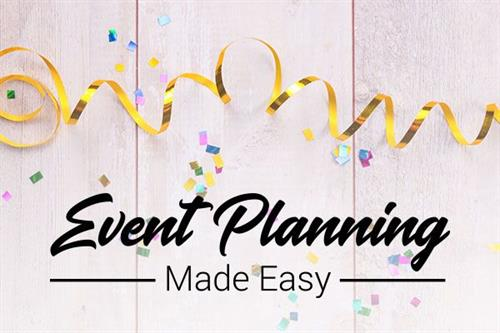 Let us help you plan your party with a purpose!