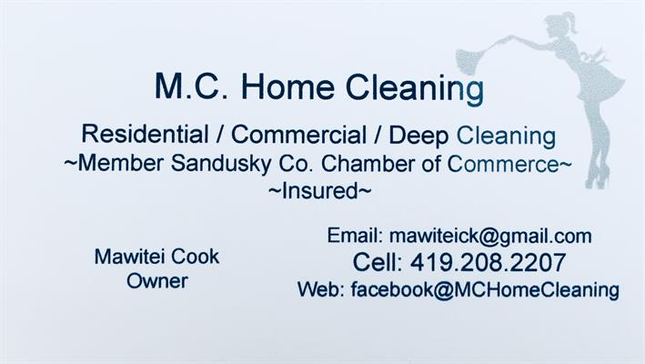M.C. Home Cleaning