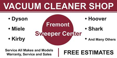 Fremont Sweeper Center