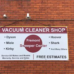 Sign on Back of Building #fremontsweepercenter