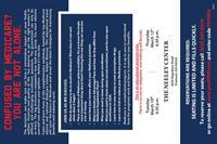 """""""Making Sense of Medicare and More"""" Workshop"""