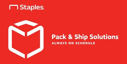 Staples, Pack & Ship, Ohio