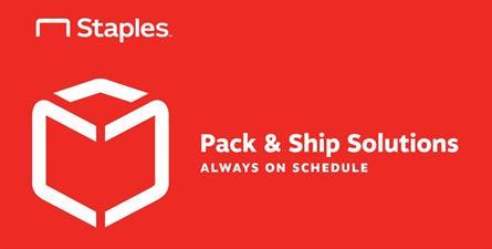 Staples, Pack & Ship, Ohio