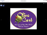 Olive Cart