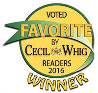 Cecil Favorite 2016