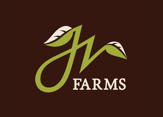 Logo Design for JV Farms in Port Deposit