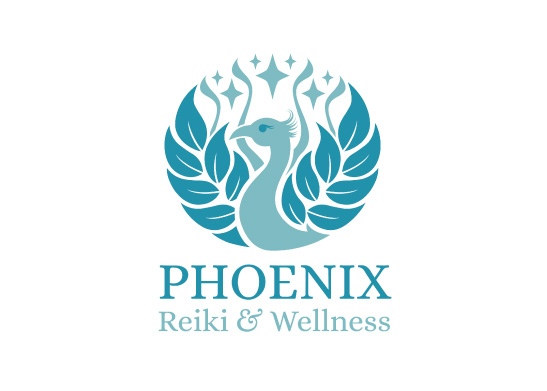 Logo Design for Phoenix Reiki & Wellness