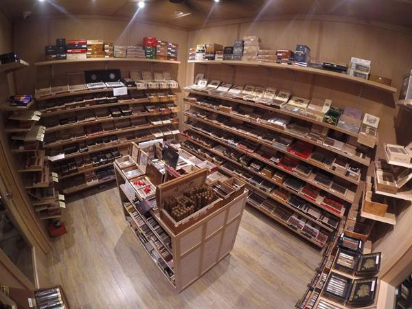 Fully Stocked Walkin Humidor