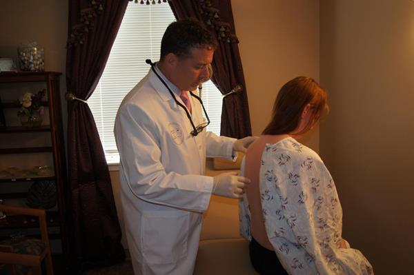 Dr. Scheiner performs skin cancer screenings and other surgical dermatology services.