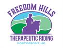 Freedom Hills Therapuetic Riding Program