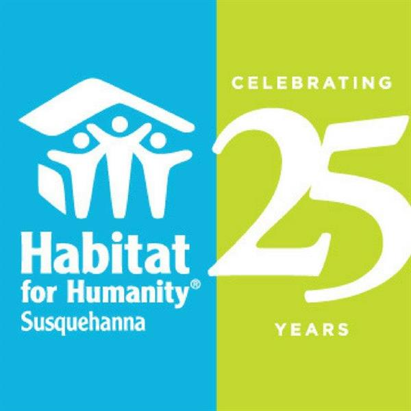 Habitat for Humanity Susq 25 Year Anniversary