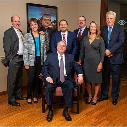 Whisman Giordano & Associates leadership