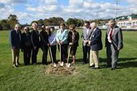 Gilpin Manor Elementary School Groundbreaking - October 2016