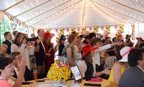 2017 Preakness Pride Event, Iron Master's Mansion, Principio