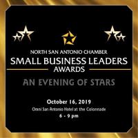 2019 North San Antonio Chamber Small Business Leaders Awards