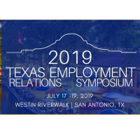 2019 Texas Employment Relations Symposium