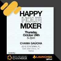 2019 North SA Chamber Networking Mixer with LaunchSA