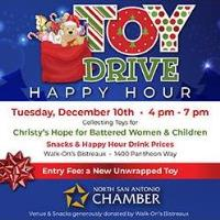 NSAC Toy Drive Happy Hour