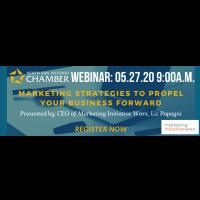 NSAC Webinar Episode: Marketing Strategies to Propel Your Business Forward
