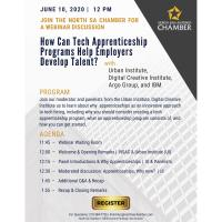 2020 NSAC Webinar on Apprenticeships: Urban Institute, DCI, IBM, & Argo Group