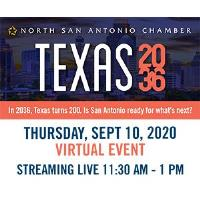 2020 North SA Chamber | Texas 2036 | Is San Antonio Ready?