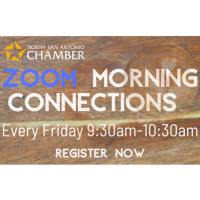 North SA Chamber ZOOM Morning Connections