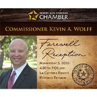 NSAC l Commissioner Kevin Wolff Farewell Reception