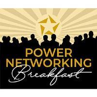 Power Networking Breakfast July 2021