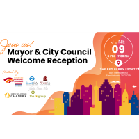 Mayor & City Council Welcome Reception