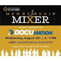 Membership Mixer Hosted by Documation