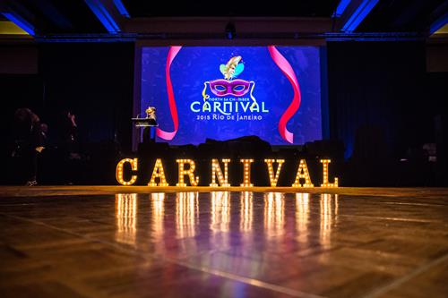 Carnival N Chamber gala theme