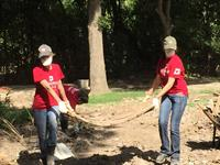 Broadway Bank Care Corps increases good works in the community in 2015