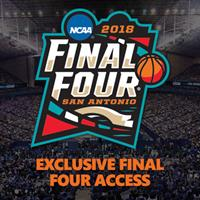 2018 Final Four Contributor Packages Now Available