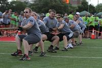 San Antonio Sports Corporate Cup: Teams. Tailgating. Tug of War. And More