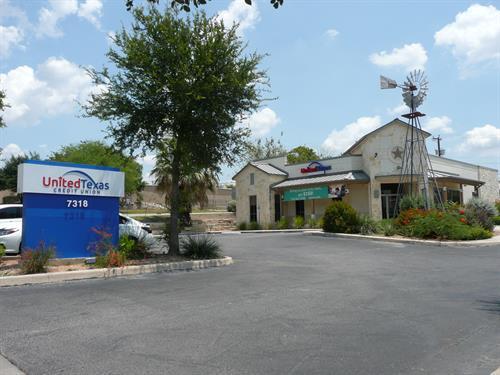 United Texas Medical Center Branch