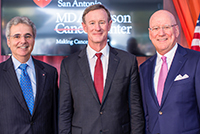 UT Health Science Center San Antonio, MD Anderson Cancer Center announce affiliation