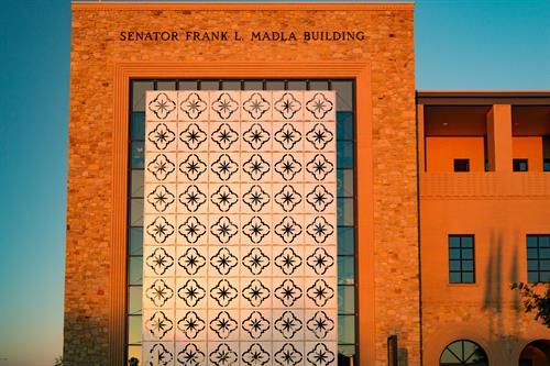 Sen. Frank L. Madla Building