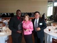 City of San Antonio Mentor Protege Luncheon with Mentor