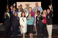 Group Picture of Small Business Leaders Award