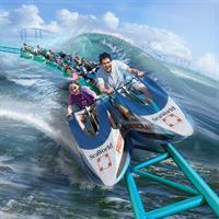 SeaWorld San Antonio: Wave Breaker: The Rescue Coaster Launches June 16