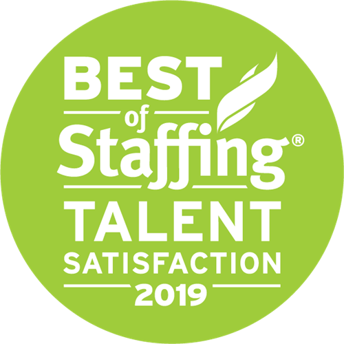 Our associates love us! That's why we've been awarded Best of Talent!!