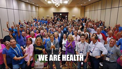 Syber is part of a large team helping people achieve optimal health