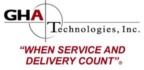 GHA Technologies, Inc.