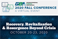 Geoprofessional Business Association (GBA) Conference --October 20-23, 2020 Supported By Terracon Consultants