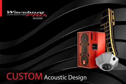 WAVEBURG Pro Custom Loudspeakers