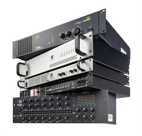 NOX AUDIO High Fidelity Architecture Audio Solutions