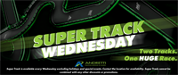 Super Track Wednesday!