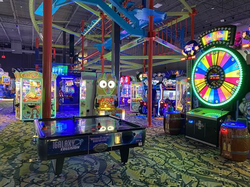 State-of-the-art Arcade