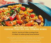Garcia's Family Wellness: Cooking Together and Forming Bonds