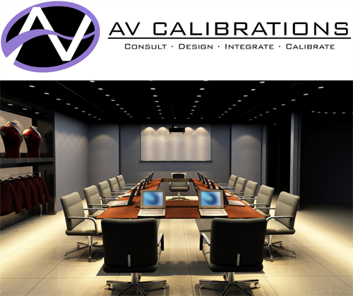 AV Calibrations Logo